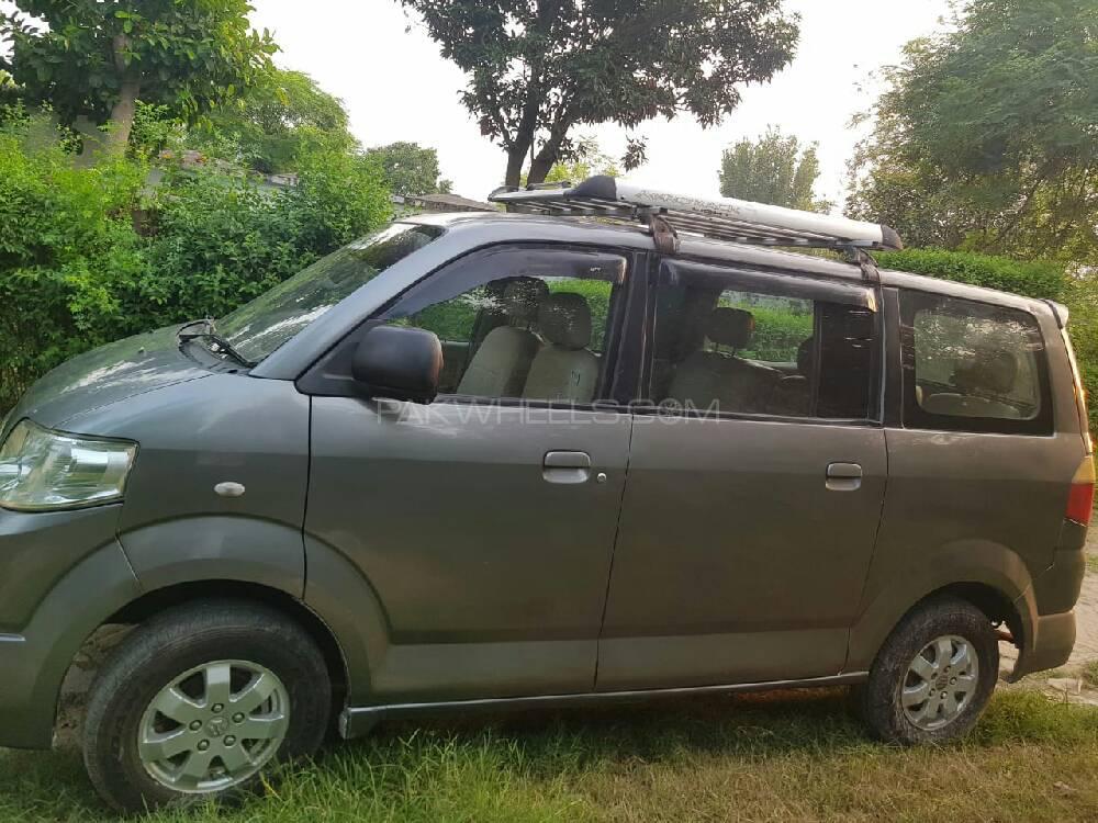 Suzuki APV GLX (CNG) 2010 Image-1