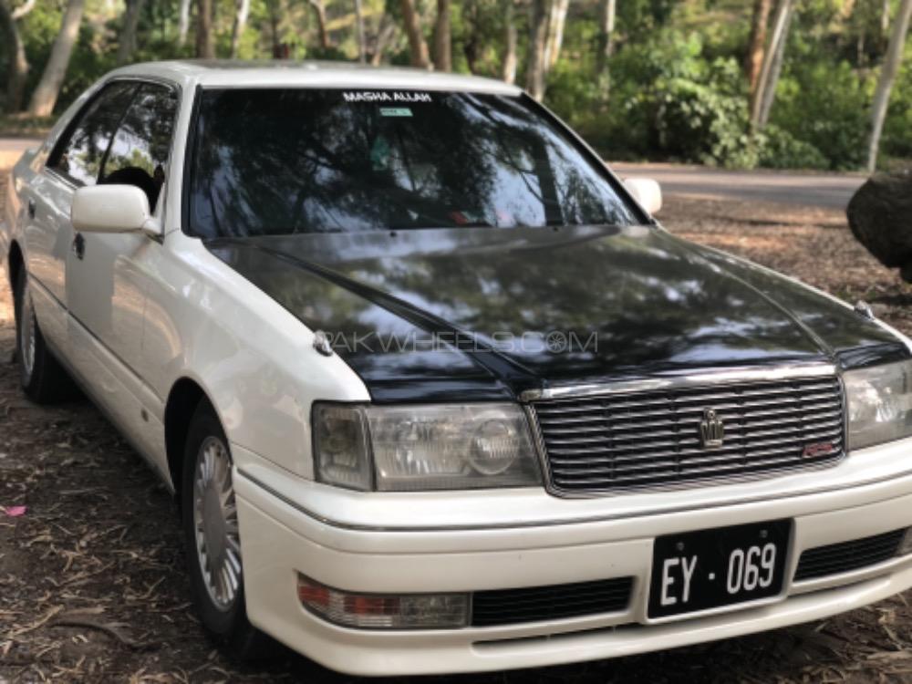Toyota Crown - 1998  Image-1