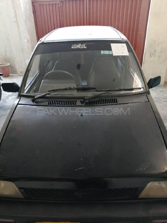 Suzuki Mehran VX (CNG) 2012 Image-1