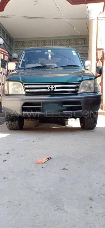 Toyota Prado TZ 3.0D 1996 Image-1