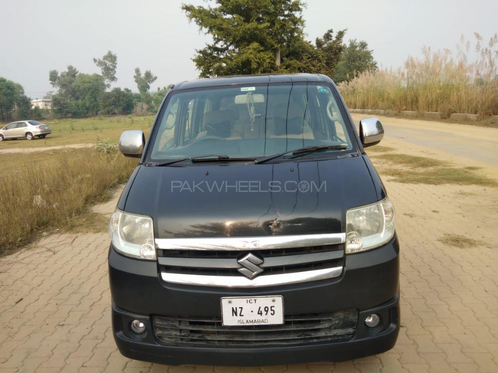 Suzuki APV GLX (CNG) 2009 Image-1