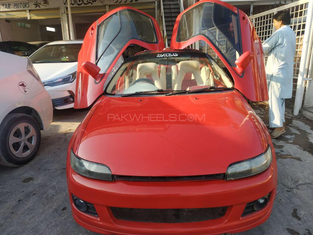 Toyota Sera Basegrade 1997 Image-1