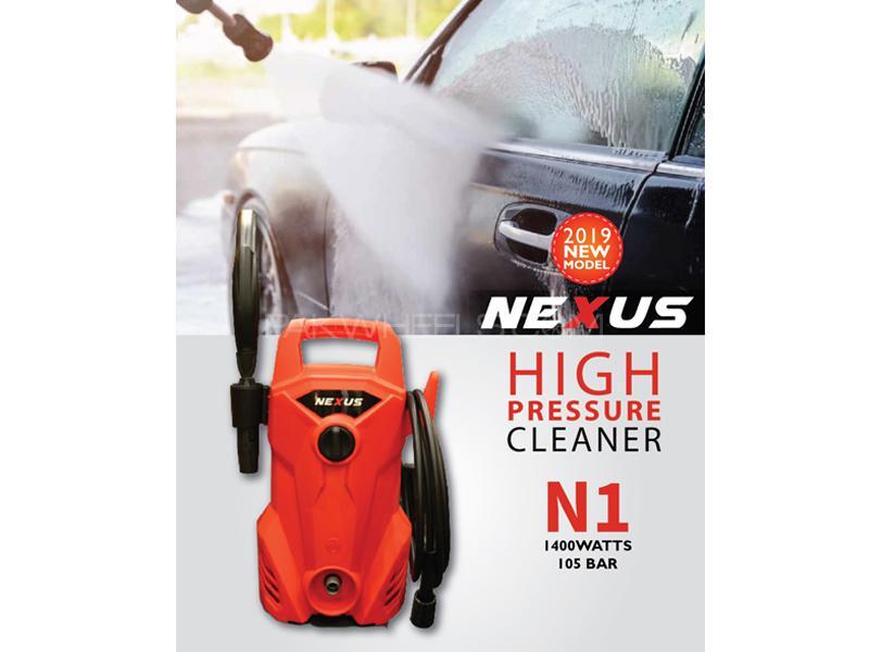 Nexus N1 New Pressure Washer 1400w Image-1