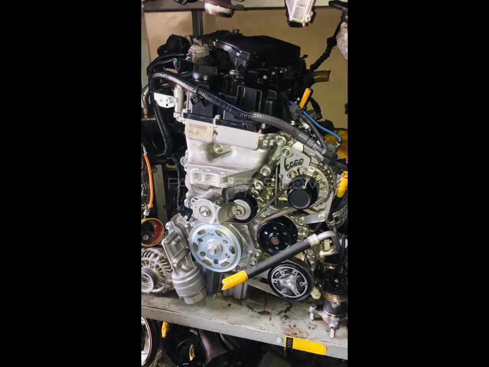 Toyota Passo Vitz Engine Suspension Image-1