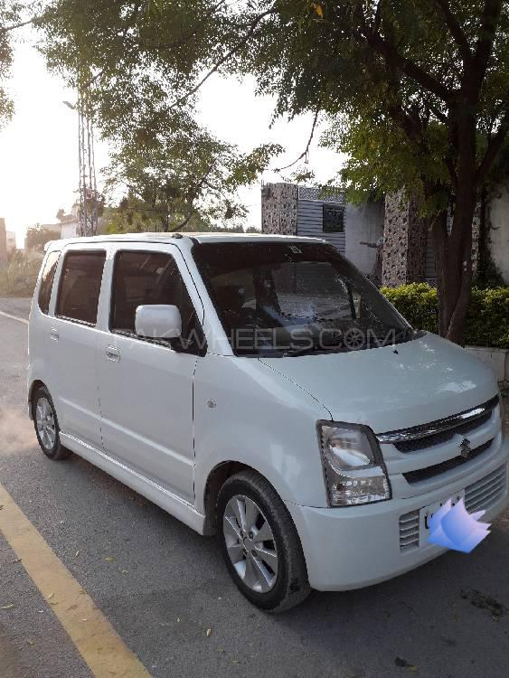 Suzuki Wagon R Limited 2006 Image-1