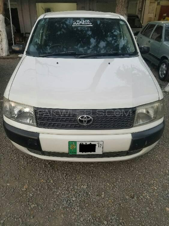 Toyota Probox 2007 Image-1