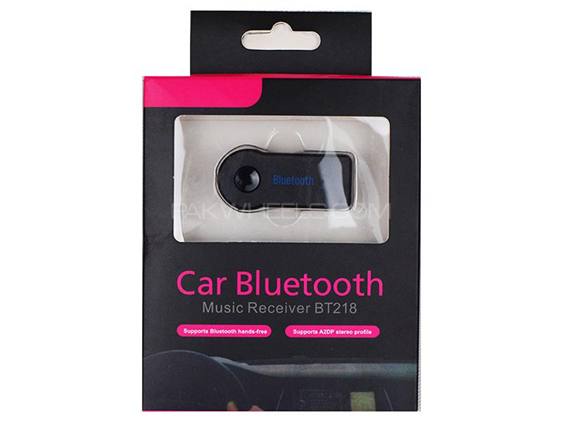 Universal Car Bluetooth Reciever BT218 Image-1