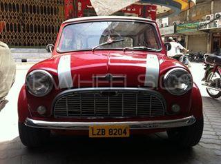 MINI Cooper - 1962  Image-1