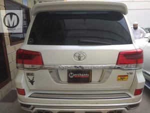 TOYOTA LAND CRUISER AXG MODEL 2008 REGISTER 2014  SELLER'S COMMENTS ::: MAY ALLAH CURSE LIARS :::  Merchants Automobile offers highly reliable, transparent and competitive vehicle sale-purchase options, authenticated by reputable third party evaluations, and upholding highest technical & professional standards. Merchants Automobile is a name that signifies customer trust and we believe to have long term relationship rather then one time salesmanship  We ensure reliable vehicle assessments of all our vehicles through original auction report verification for unregistered cars and Pakwheels inspection certification for registered cars  We facilitate all our customers as per 3S & 4S modern dealership concept and We also offer attractive exchange deals with your old car to our new car