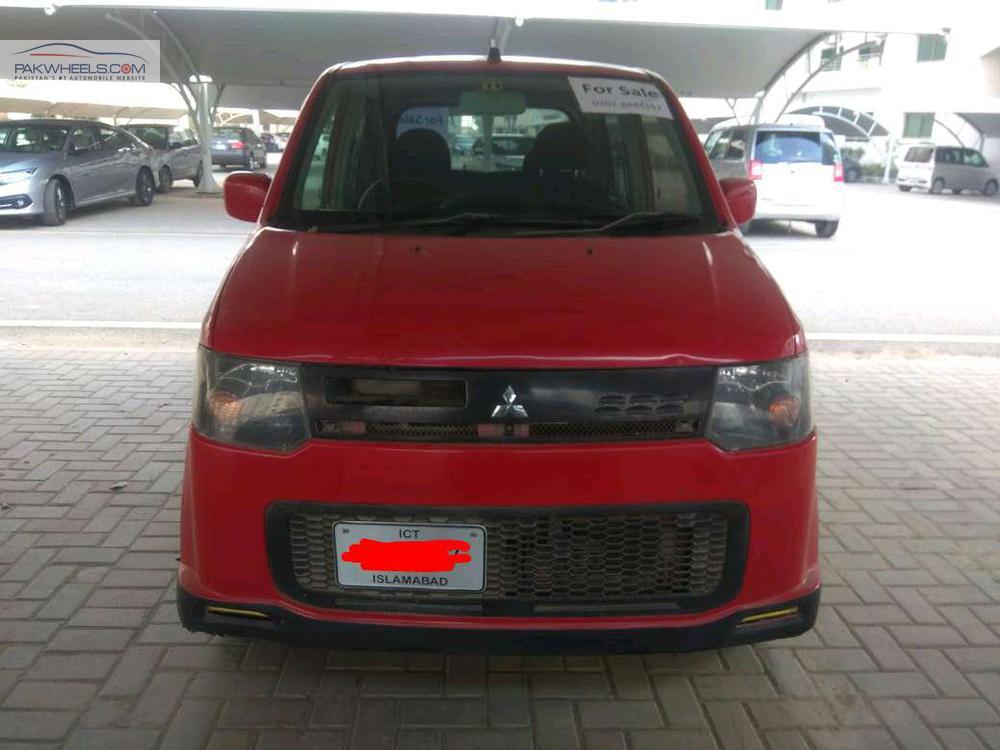 Mitsubishi Ek Sport 2006 Image-1