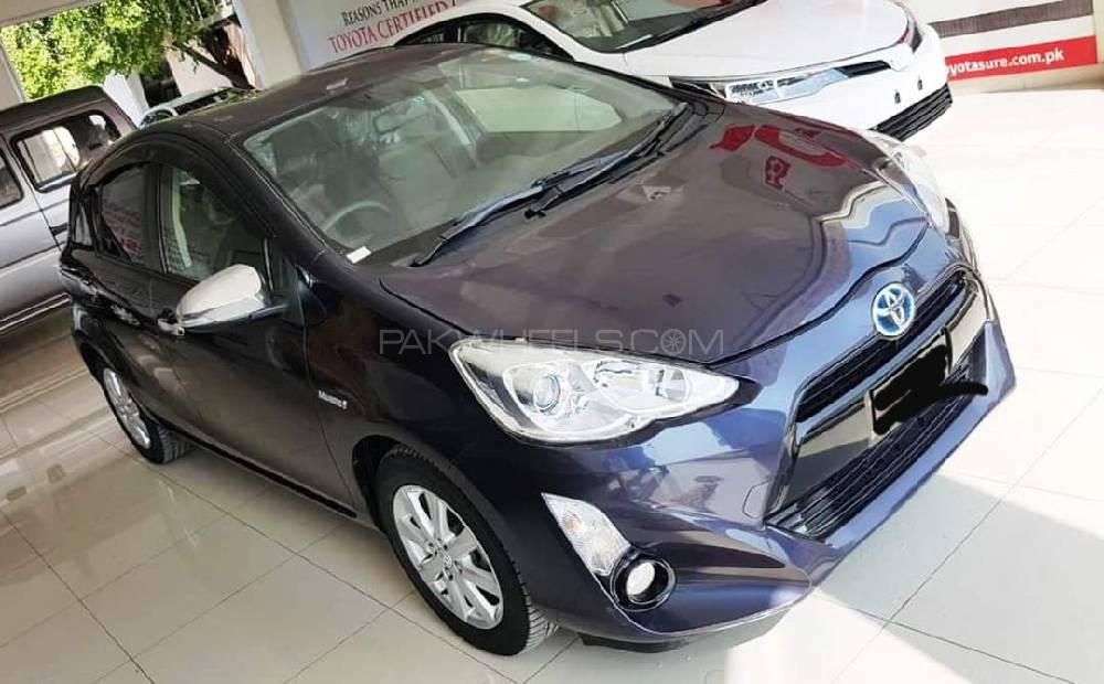 Toyota Aqua 2015 Image-1