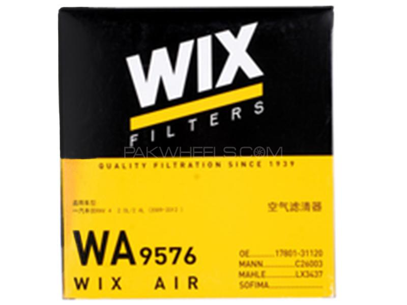 Wix Air Filter For Toyota Axio 2006-2012 - WA 9627 in Karachi