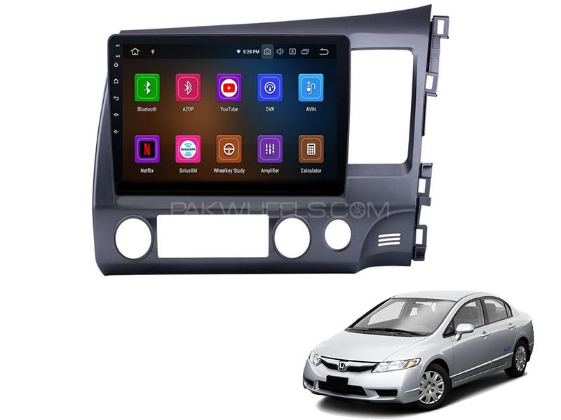 Honda Civic Reborn IPS Display Android Head Unit Panel - 2007-2012 Image-1