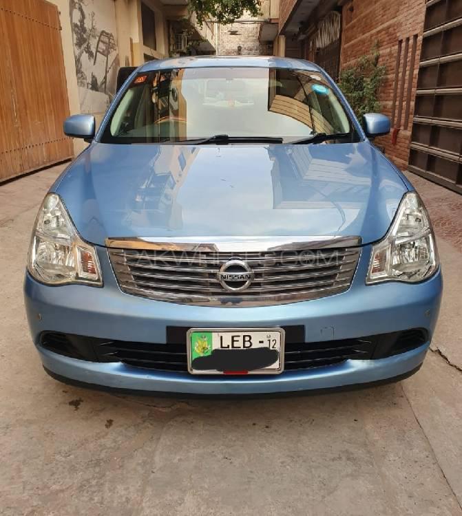 Nissan Bluebird Sylphy 15S 2006 Image-1
