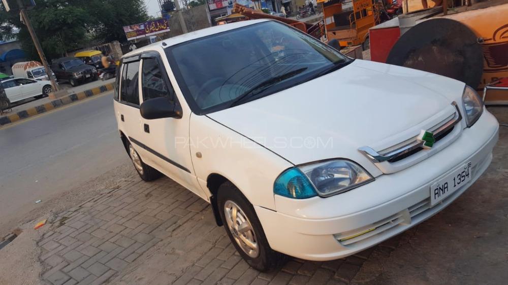 Suzuki Cultus VXRi (CNG) 2008 Image-1