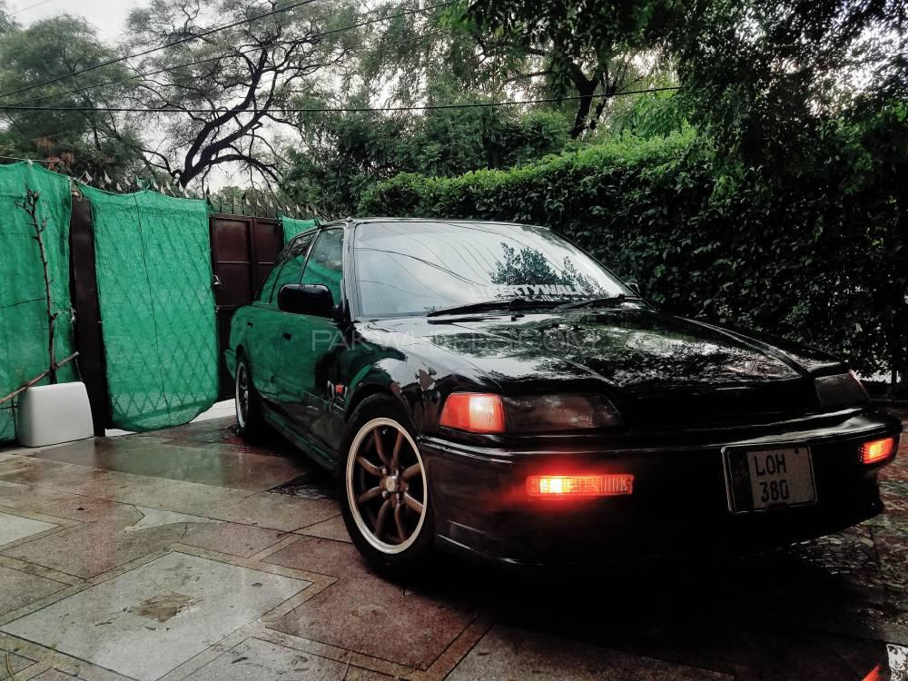 Honda Civic 1991 Image-1