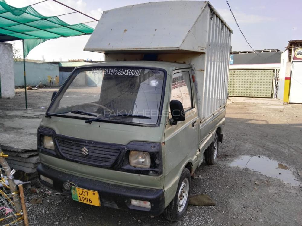 Suzuki Ravi PICKUP STD VX 1994 Image-1