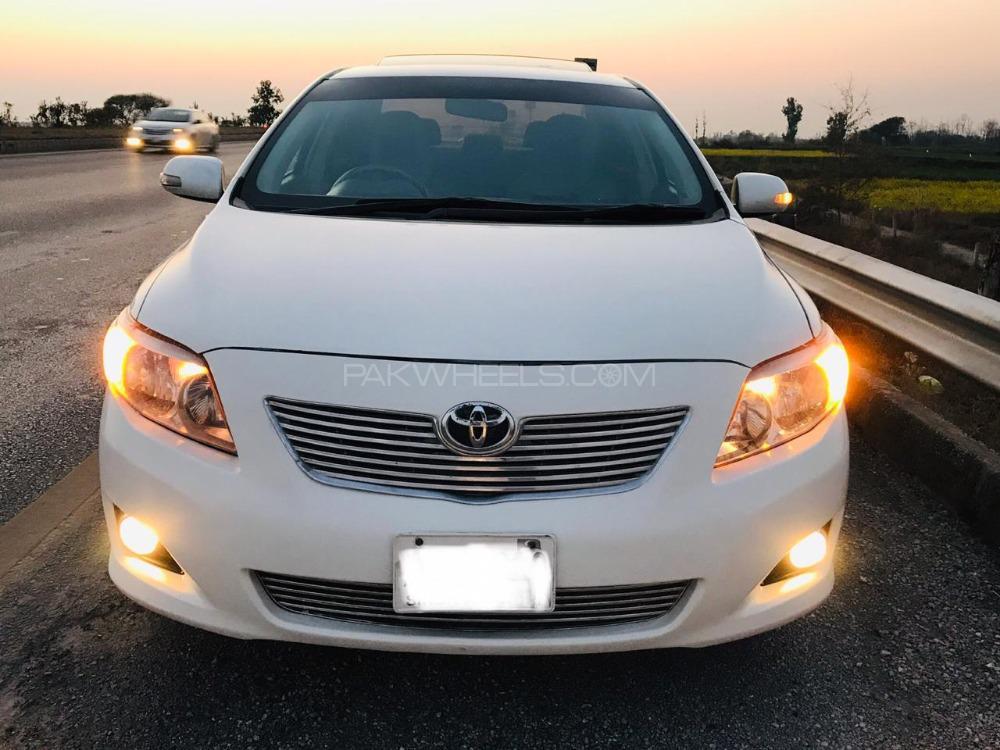 Toyota Corolla 2.0D Saloon SR 2010 Image-1