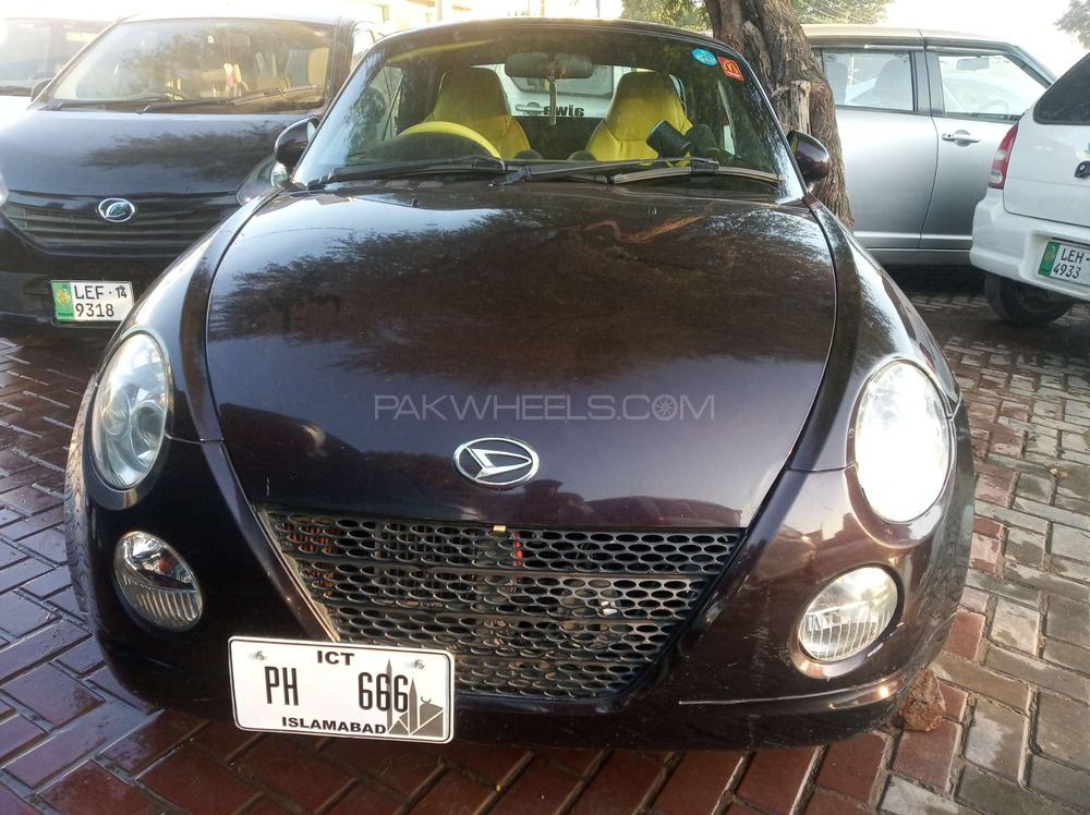 Daihatsu Copen Leather Package 2008 Image-1