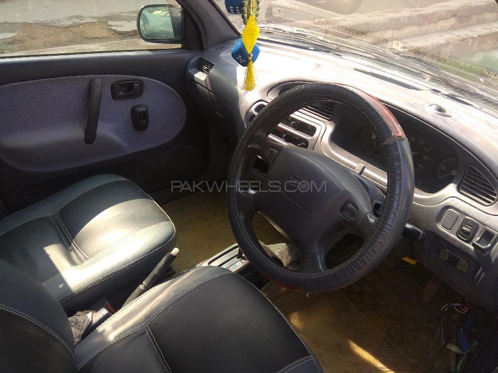 Daihatsu Cuore CX Automatic 1998 Image-1