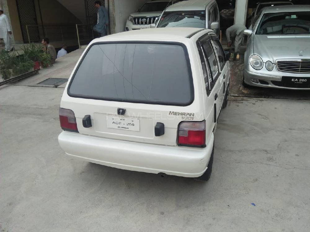 Suzuki Mehran 2017 Image-1