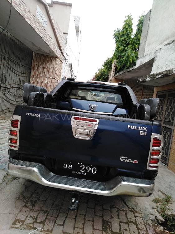 Toyota Hilux - 2007 beast Image-1