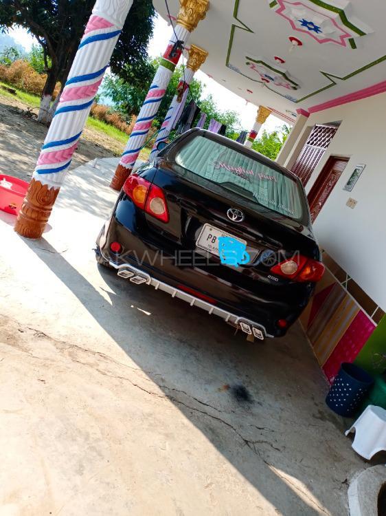 Toyota Corolla 2.0D 2009 Image-1