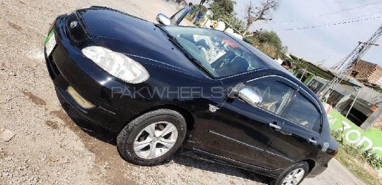 Toyota Corolla 2.0D Saloon 2007 Image-1