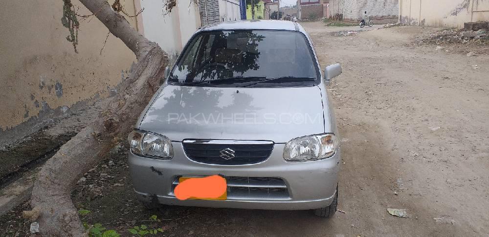 Suzuki Alto Lapin G 2001 Image-1