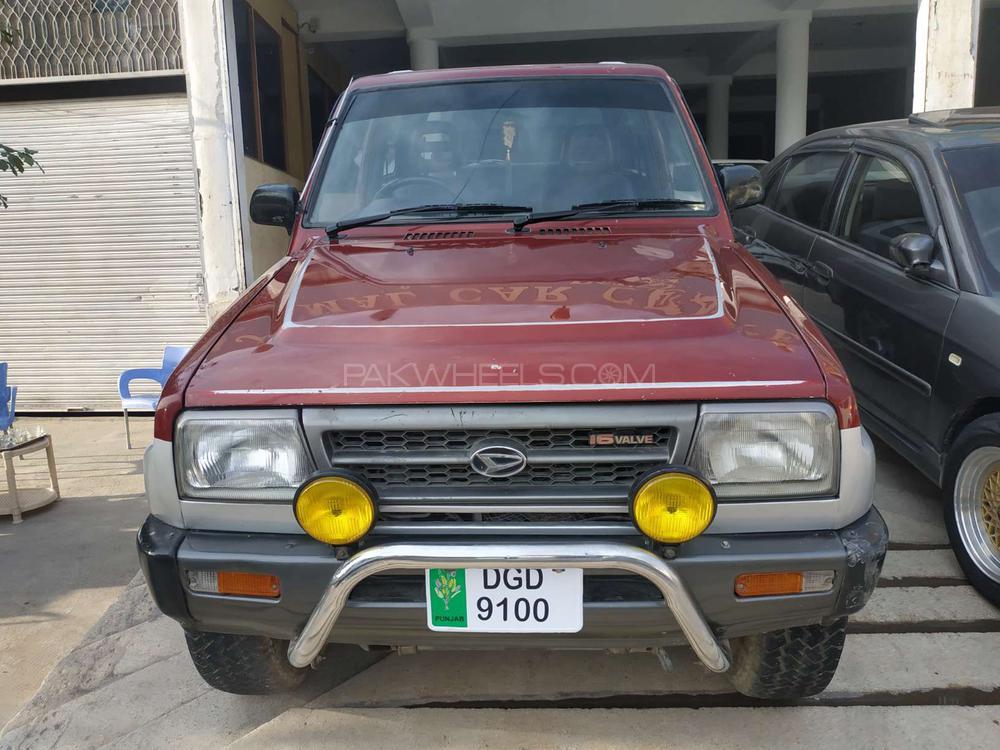Daihatsu Feroza 1990 Image-1