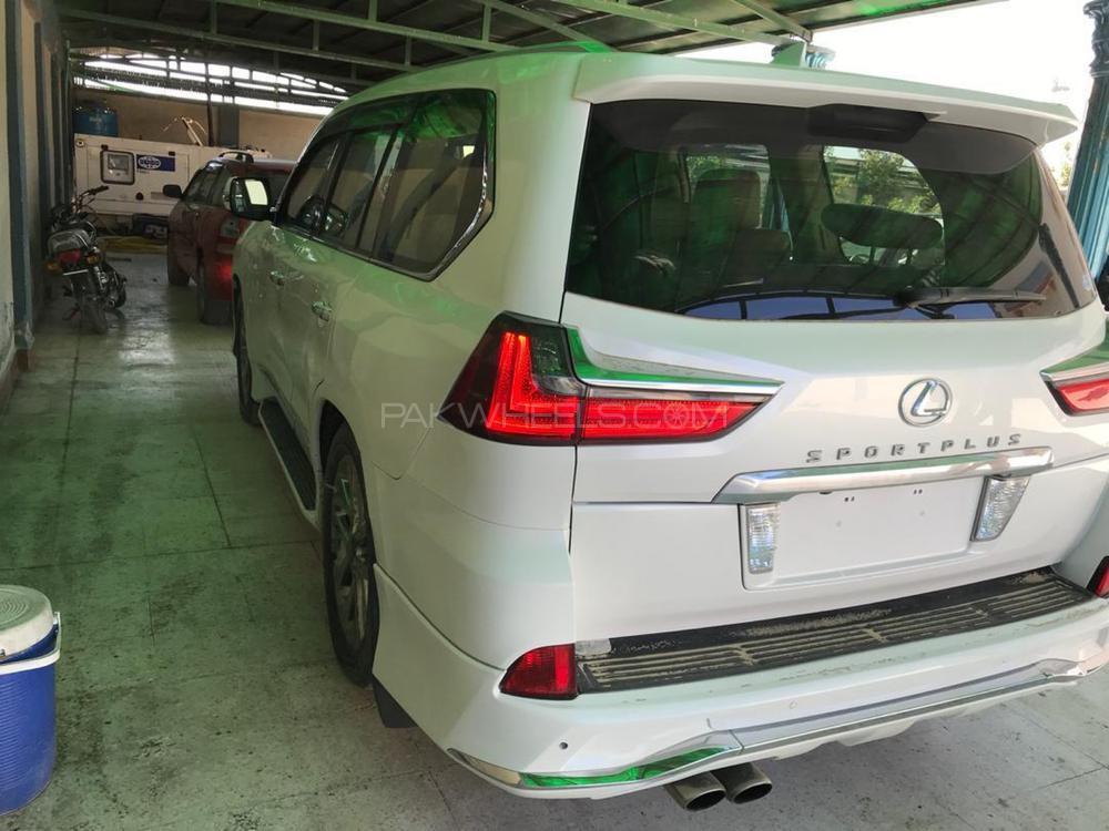Lexus LX Series LX570 2016 Image-1