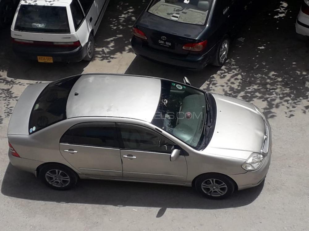 Toyota Corolla X 1.3 2003 Image-1
