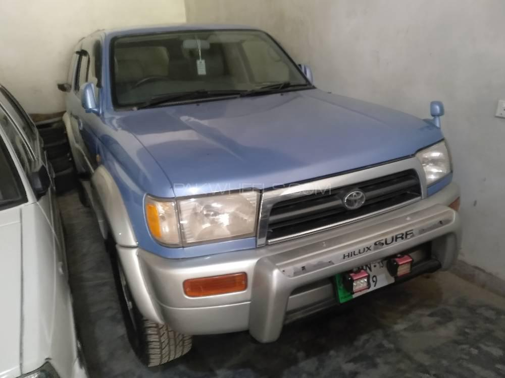 Toyota Surf SSR-X 2.7 1997 Image-1