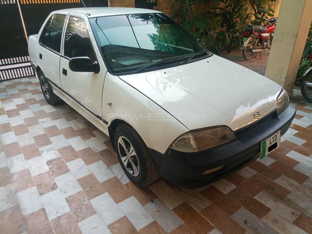 Suzuki Margalla GLX 1996 Image-1