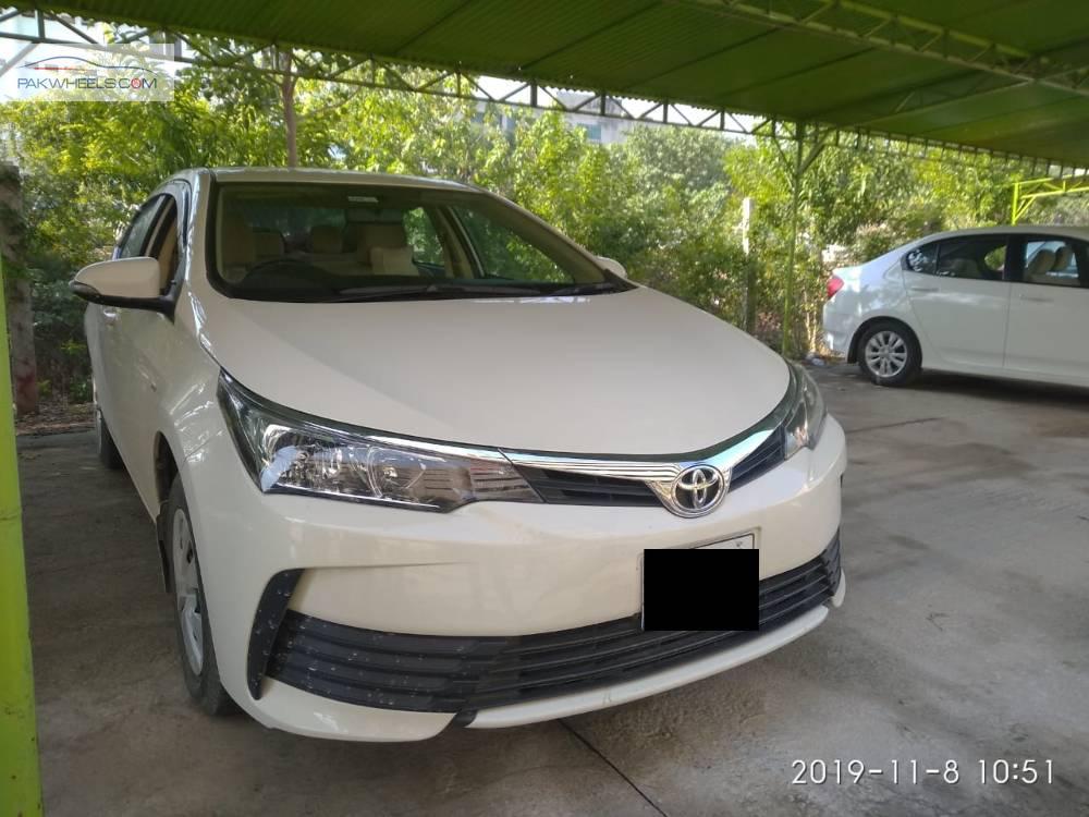 Toyota Corolla XLi Automatic 2019 Image-1