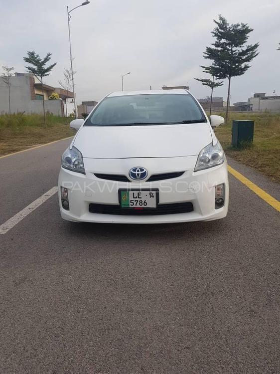 Toyota Prius G LED Edition 1.8 2010 Image-1