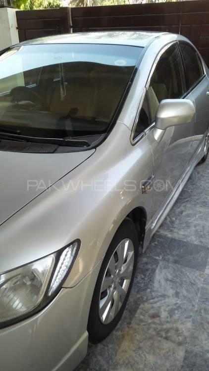 Honda Civic VTi 1.8 i-VTEC 2009 Image-1