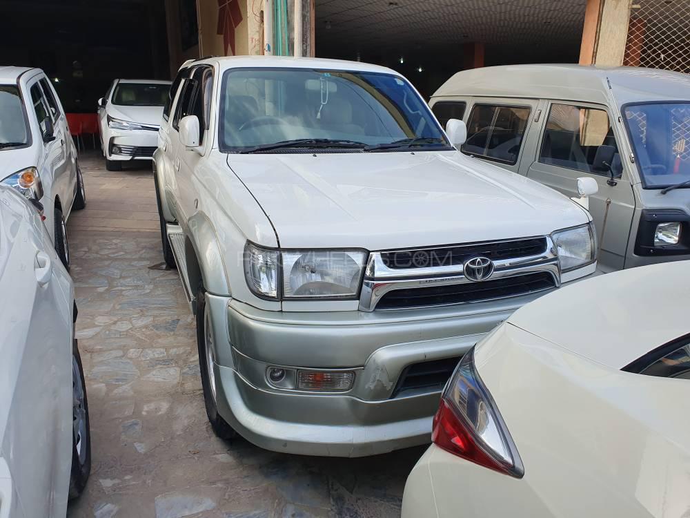 Toyota Surf SSR-X 2.7 2000 Image-1