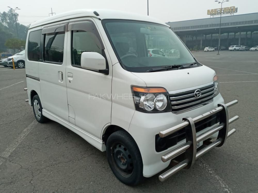 Daihatsu Hijet Cruise Turbo 2011 Image-1