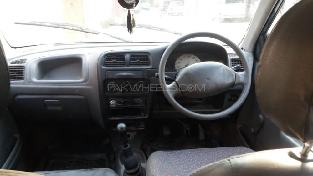 Suzuki Alto VX (CNG) 2011 Image-1