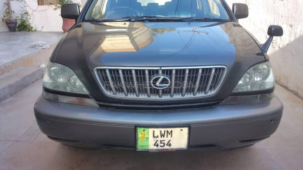 Toyota Harrier 2002 Image-1