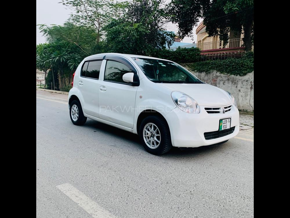 Toyota Passo X G Package 2010 Image-1