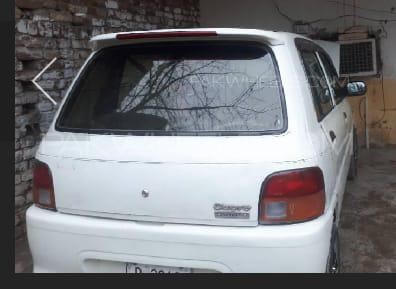 Daihatsu Cuore CX 2000 Image-1