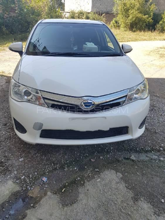 Toyota Corolla Fielder Hybrid G 2013 Image-1