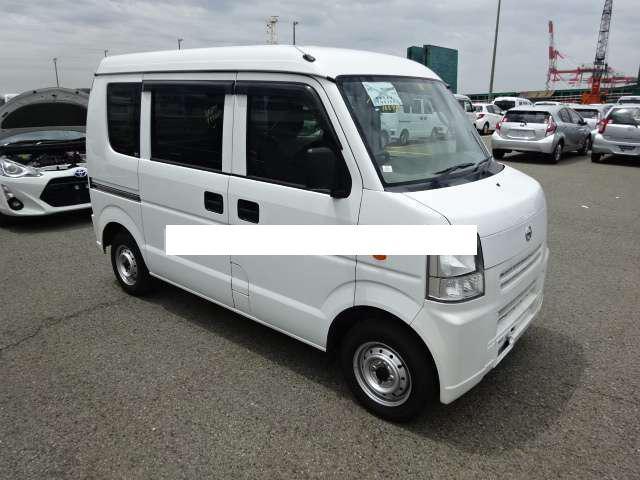 Nissan Clipper E Aero Version 2012 Image-1
