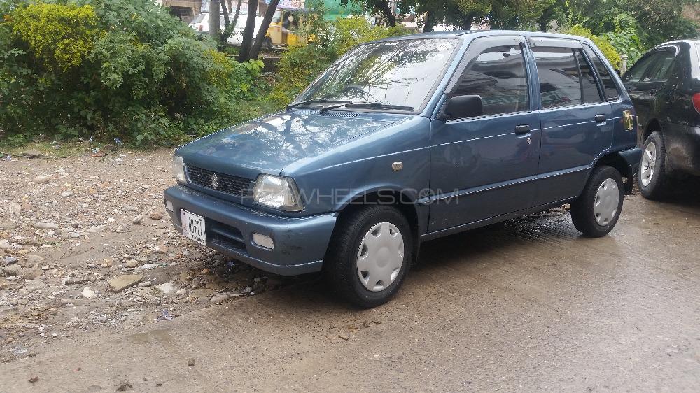Suzuki Mehran VXR 2010 Image-1