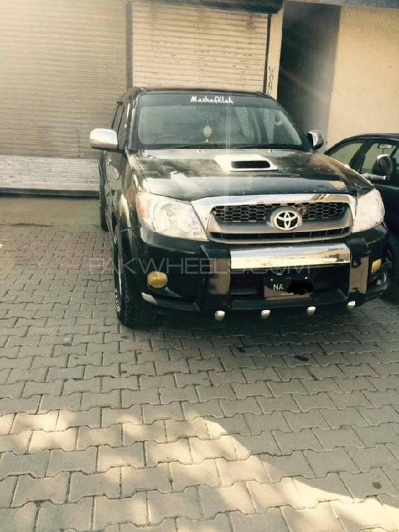 Toyota Hilux 2007 Image-1