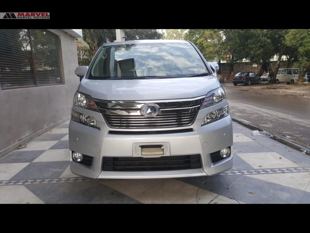 Toyota Alphard Hybrid 2012 Image-1