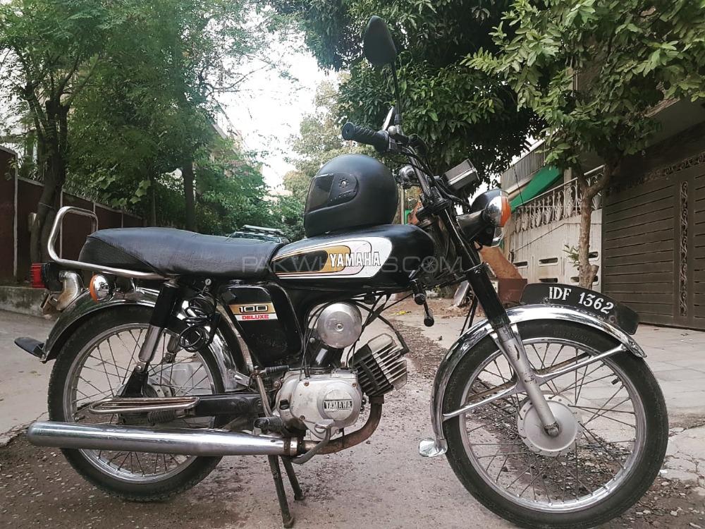 Yamaha 4 YD 100 - 1989  Image-1