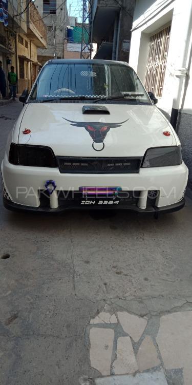 Daewoo Racer - 1986  Image-1